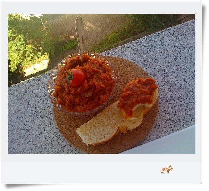 Zacusca de fasole cuisine et plaisir for Cuisine plaisir