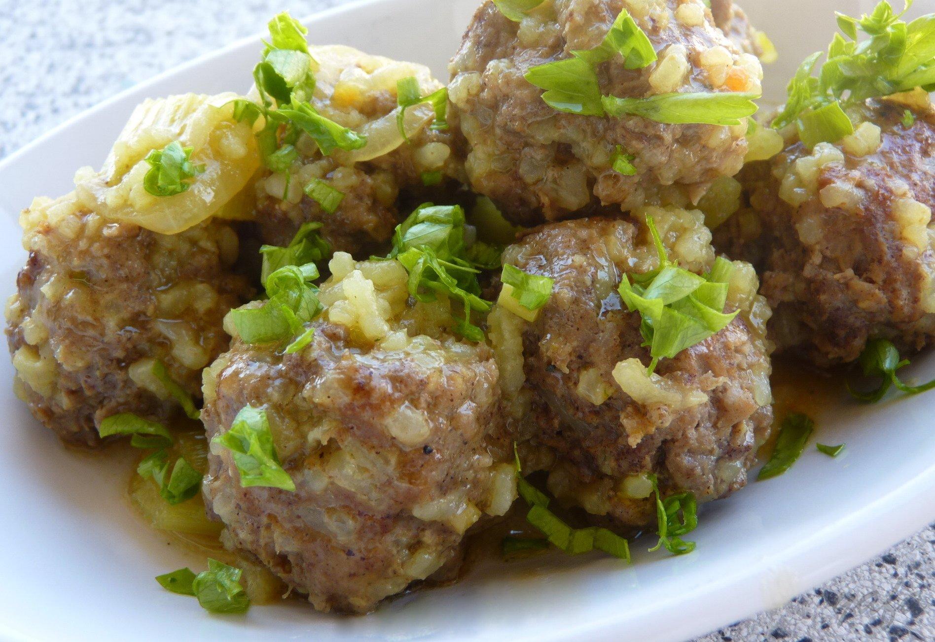 Chiftelute marocane cuisine et plaisir for Cuisine plaisir